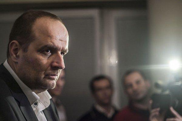 Predseda SDKÚ Pavol Frešo.