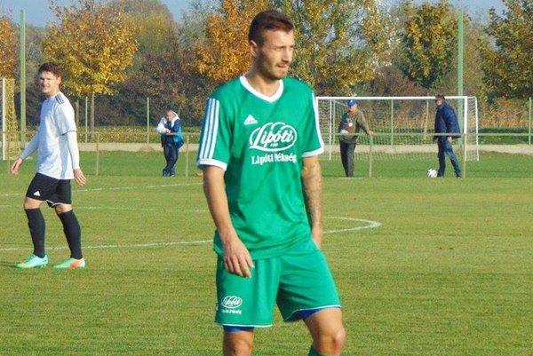 Na víťazstvách Vydrian má podiel aj Erik Bartal, ktorý už strelil desať gólov.
