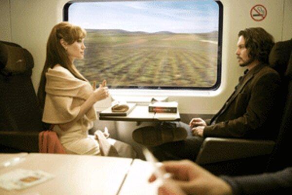 Do kín prichádza nový francúzsko-americký film Turista.