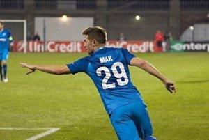 Róbert Mak je jedným zo Slovákov, ktorí môžu zasiahnuť do vyraďovacej fázy Európskej ligy.