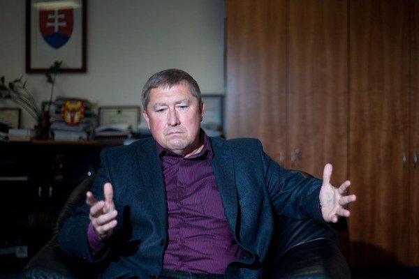 Dušan Kováčik vedie špeciálnu prokuratúru už desať rokov.
