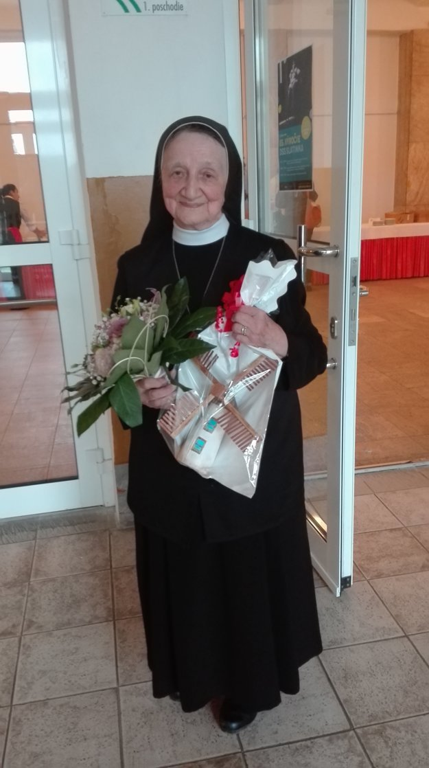 Sestra Sapientia za svoju obetavosť získala ocenenie Dona Quijota.