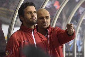 Róbert Petrovický bol doteraz asistentom Miloša Holaňa.