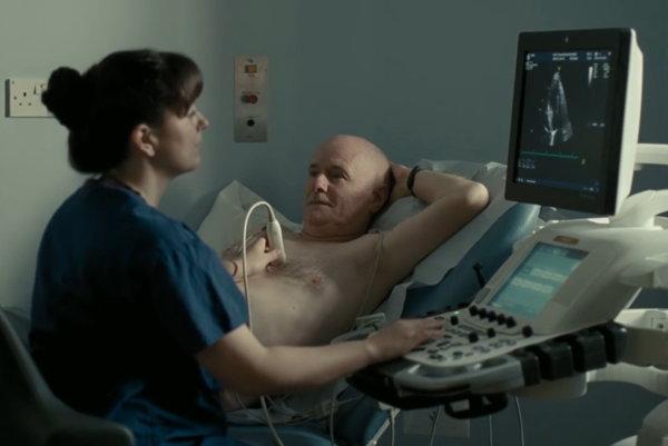 Dave Johns vo filme Ja, Daniel Blake.
