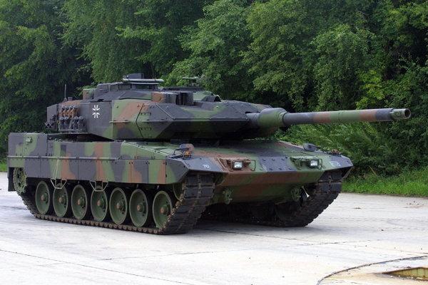 Leopard 2 A6 EX.