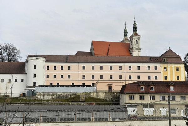 Ilavská väznica.