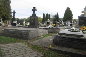 Stropkovský cintorín.