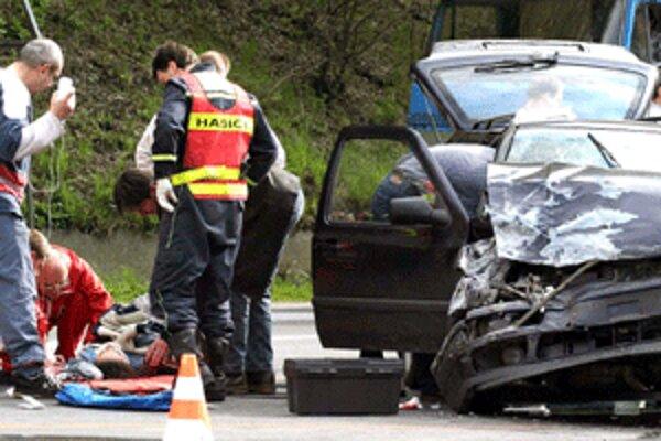 Pri nehodách zahynulo minulý rok v kraji 39 ľudí.