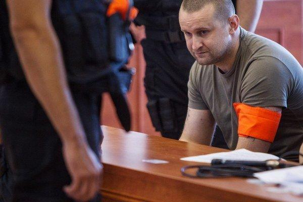 Juraj Ondrejčák pred súdom. Nicholson odmieta, že by s ním bol kamarát.