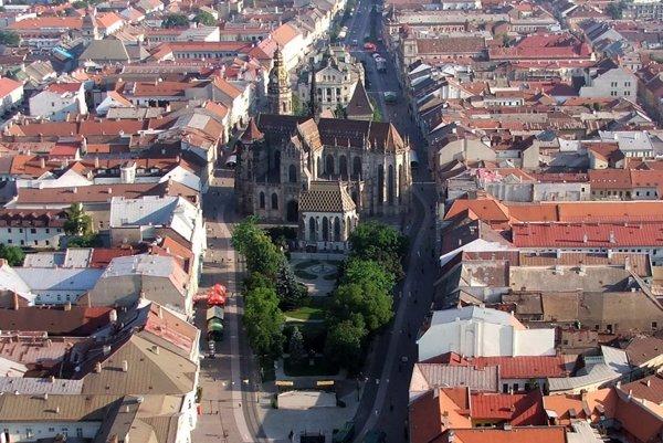 Košice a celý kraj navštevuje čoraz viac turistov.
