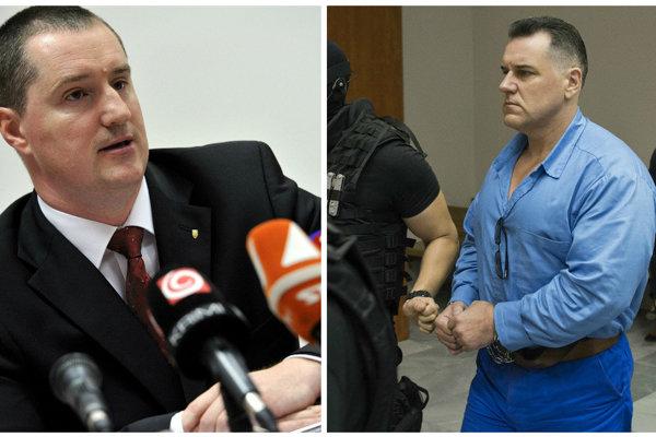 Peter Šufliarsky a Mikuláš Černák.