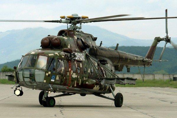 Helikoptéry nám starnú.