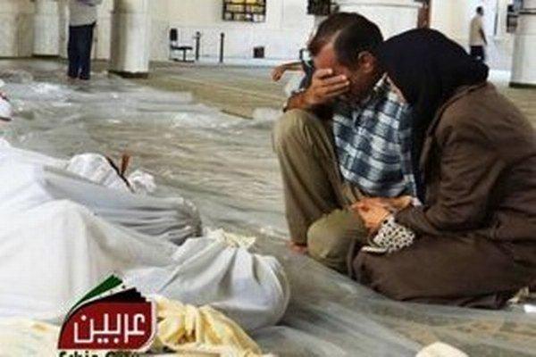 Zasiahne Západ v Sýrii?
