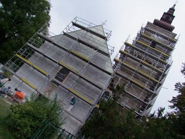 Kaplnka prešla rekonštrukciou