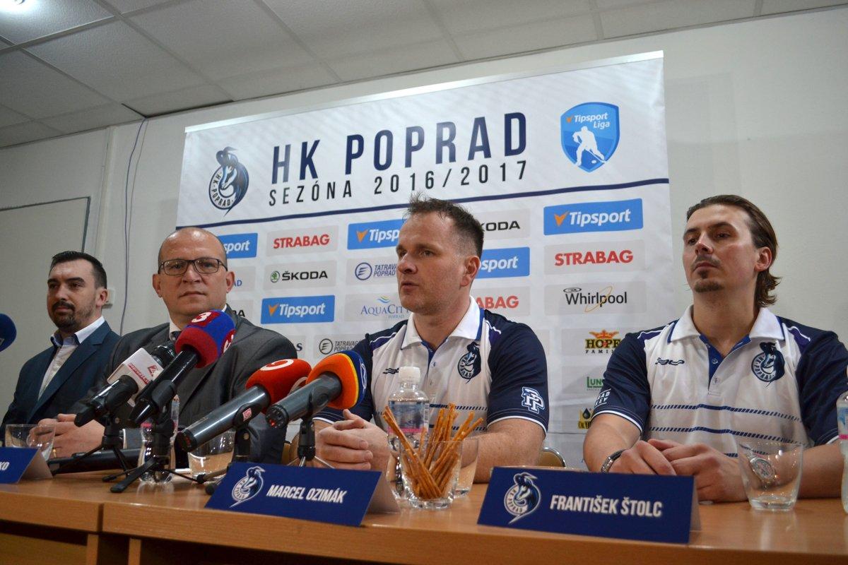 bddc8c6dfc22a Poprad mení trénera, Jonáka strieda Marcel Ozimák - Korzár SME