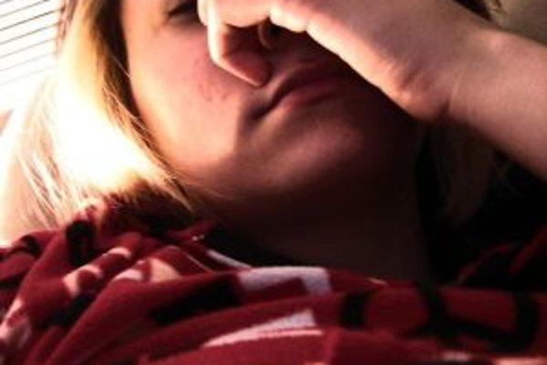 Časté bolesti hlavy môžu signalizovať intoxikáciu organizmu.