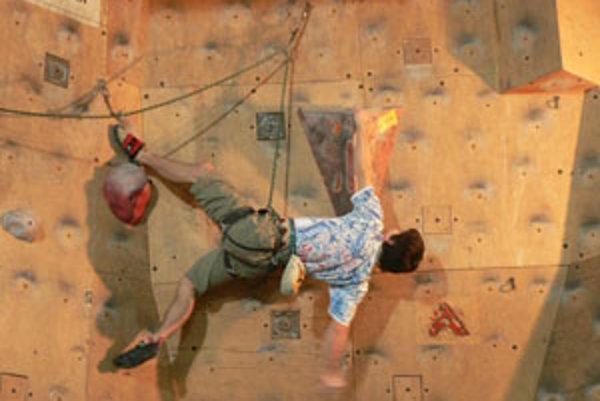 Na umelej stene v Prievidzi sa predstavilo 31 súťažiacich.