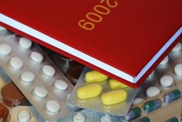 Pri užívaní liekov si dávajte pozor na to, čo jete a pijete.