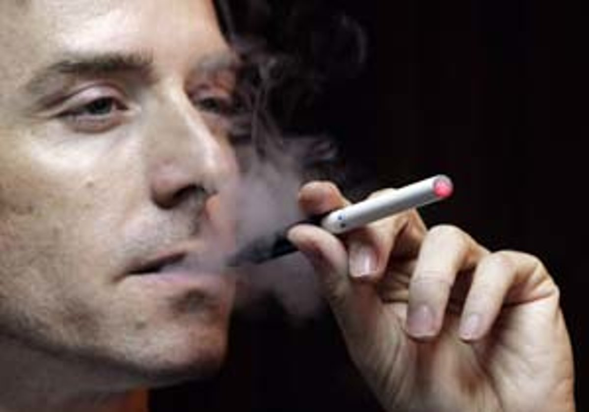 Britská fajčenie