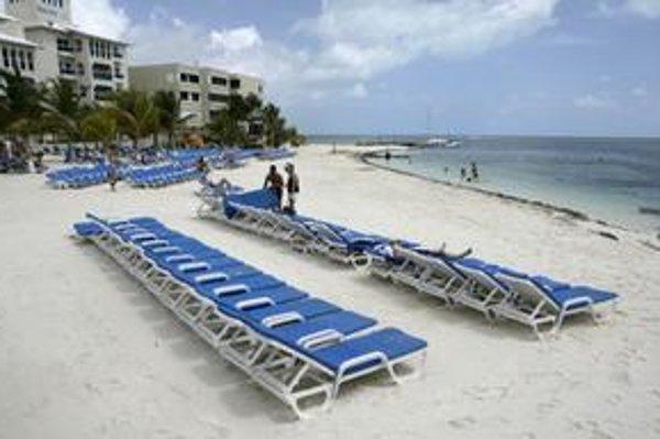 Dovolenkové strediská v Mexiku očakávajú návrat turistov.