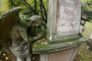 Cintorín pri Kozej bráne v Bratislave