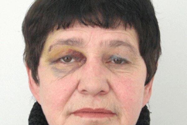 Nezvestná Kvetoslava Fidesová.