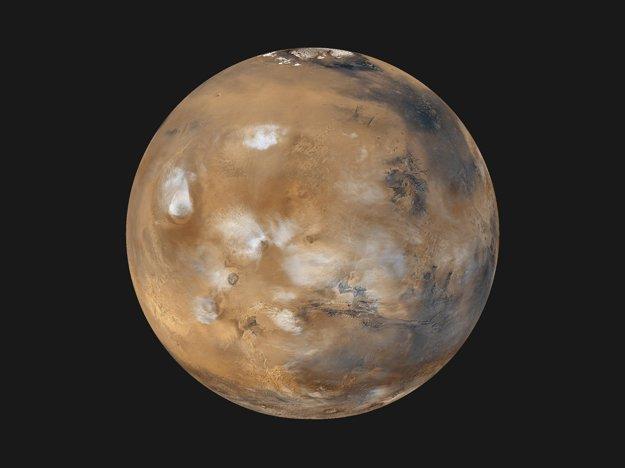 Žiadna iná planéta nepriťahuje ľudské túžby tak intenzívne ako Mars.