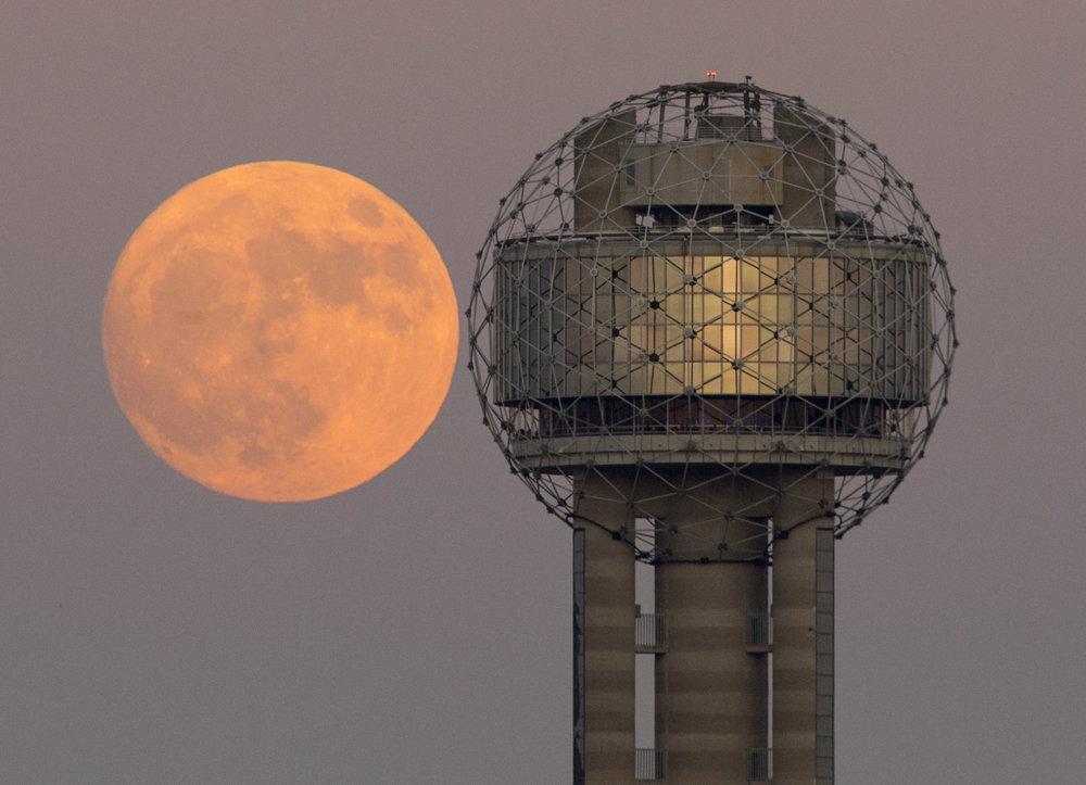 Dallas. FOTO – TASR/AP