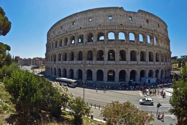 Ilustračná foto - Rím.