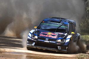 Andreas Mikkelsen sa stal víťazom Rally Austrália.