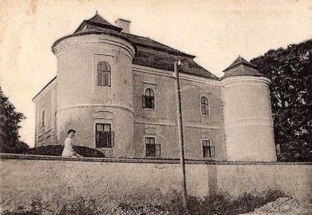 Dobová fotografia z roku 1910.