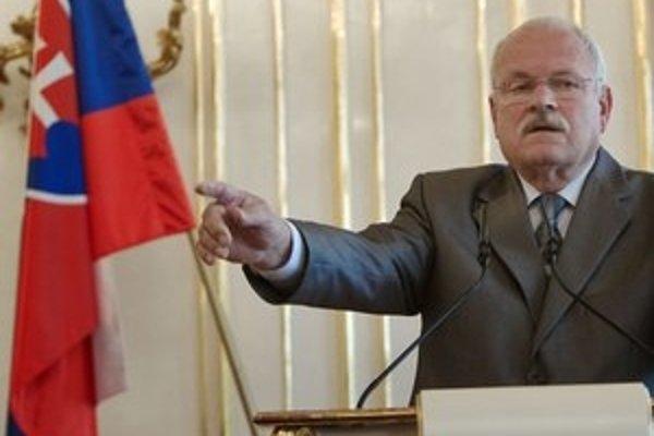 Tam v Lešti som nebol, tvrdí prezident.