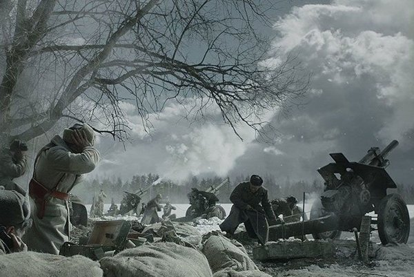 Do ruských kín prichádza film o legendárnej bitke o Moskvu.  Volá sa 28 Panfilovovych mužov.
