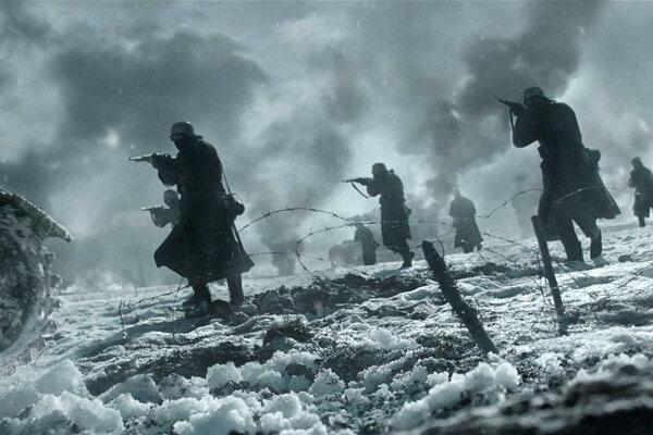 Nemecké vojská sa zastavili až pre Moskvou.