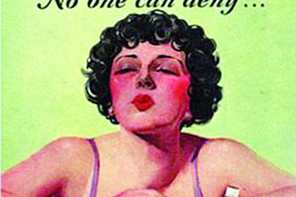 Kampaň. Presviedčala ženy viac fajčiť a menej jesť.