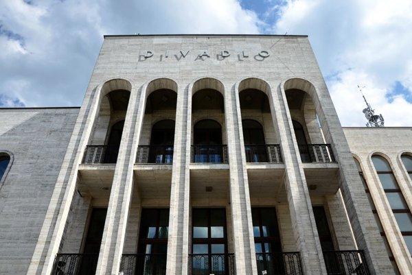 Mestské divadlo Žilina.