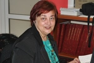 Anna Košuthová.