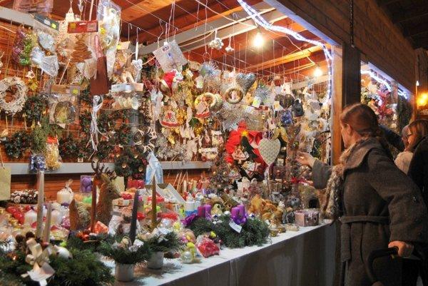 Vianočné trhy v centre Prievidze tentoraz začnú už 5. decembra.