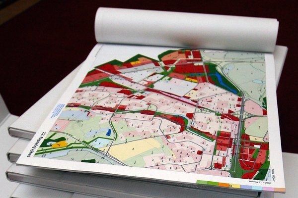 Územný plán hlavného mesta platný od roku 2007, by mal prejsť už treťou úpravou.Diskutuje sa nielen o vinohradoch.