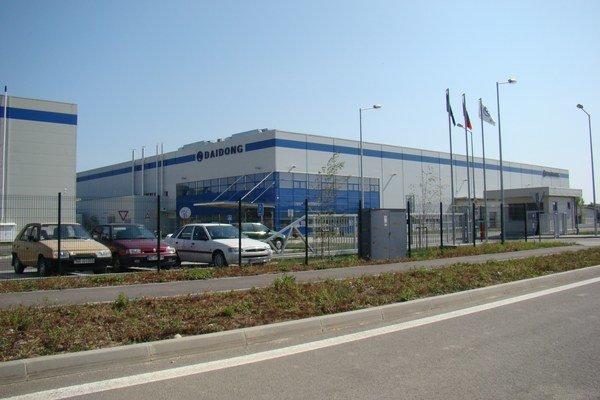 Dlho očakávané napojenie na R1 by záujem o priemyselný park ešte viac zvýšilo.