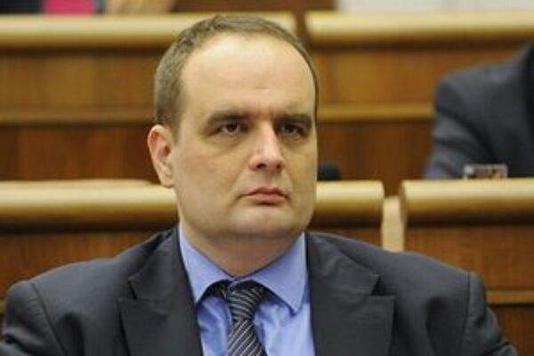 Líder SDKÚ Pavol Frešo.