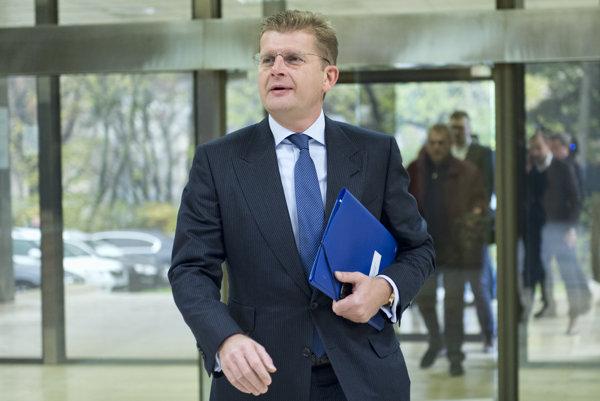 Minister Peter Žiga
