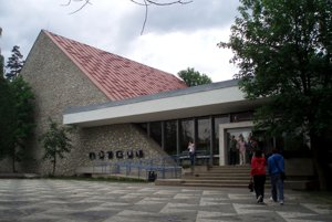 Múzeum TANAP-u.