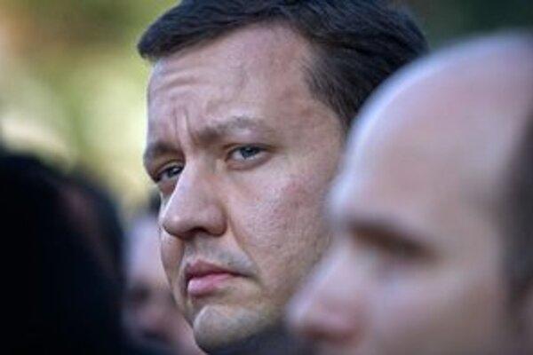 Daniel Lipšic v kauze naznačil, že Penta pripravila štát o miliardy korún.
