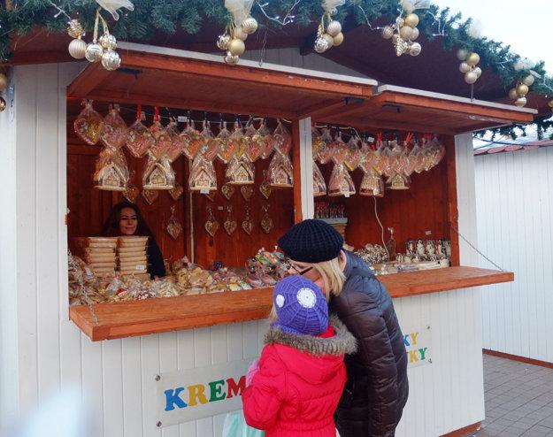 Vianočné medovníčky.