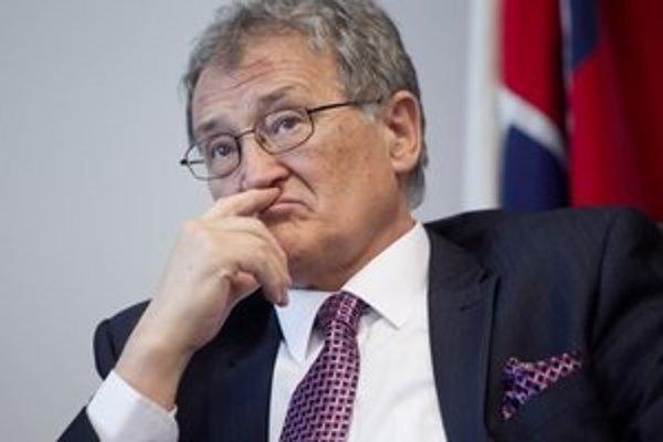 Bývalý ombudsman Pavel Kandráč.