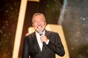 Karel Gott vystúpi 18. decembra v Prievidzi.