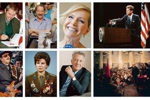 Tento rok budú oslavovať Marek Eben (60), Helena Vondráčková (70), Carlos Santana (70) ake aj Valentína Terešková (80).