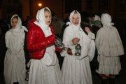 """Na Starej fare v Heľpe ožijú zvyky od """"Lucii do Vilii""""."""
