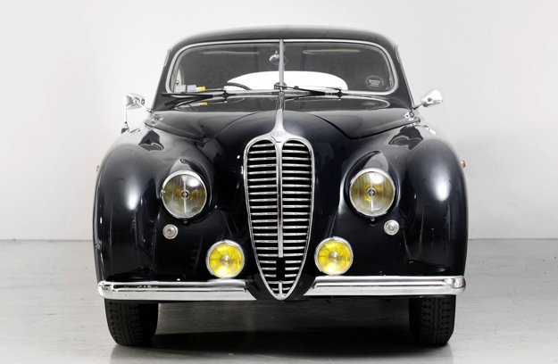 Delahaye Type 135M coupe Guillore